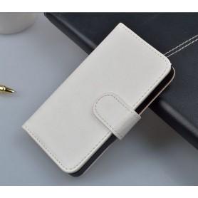 Lumia 710 valkoinen puhelinlompakko