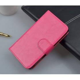 Lumia 900 hot pink puhelinlompakko