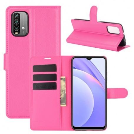 Xiaomi Redmi 9T pinkki suojakotelo