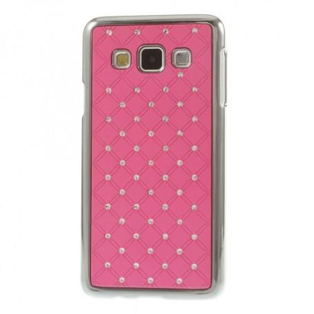 Galaxy A3 pinkit luksus kuoret