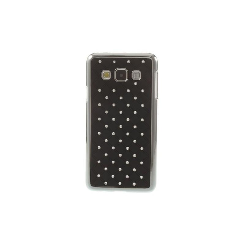 Galaxy A3 mustat luksus kuoret