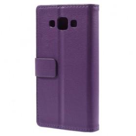 Galaxy A5 violetti puhelinlompakko