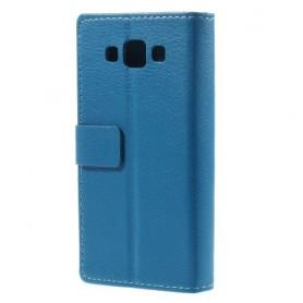Galaxy A5 sininen puhelinlompakko