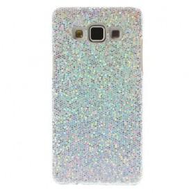 Galaxy A5 hopea glitter suojakuori.