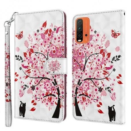 Xiaomi Redmi 9T kukkiva puu suojakotelo