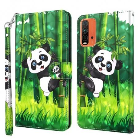 Xiaomi Redmi 9T panda suojakotelo