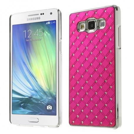 Galaxy A5 hot pink luksus kuoret