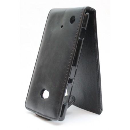Lumia 720 musta läppäkotelo.