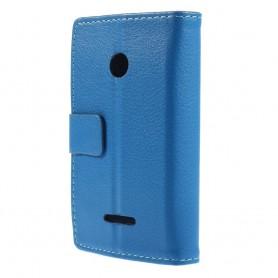 Lumia 532 sininen puhelinlompakko