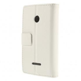 Lumia 532 valkoinen puhelinlompakko