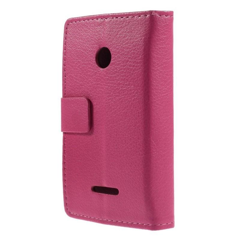Lumia 532 pinkki puhelinlompakko