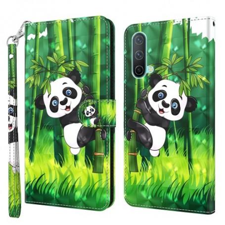 OnePlus Nord CE 5G panda suojakotelo