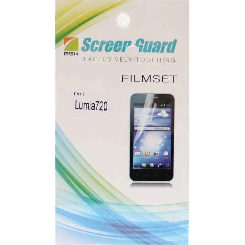 Lumia 720 kirkas suojakalvo