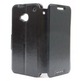 HTC One musta kansikotelo.
