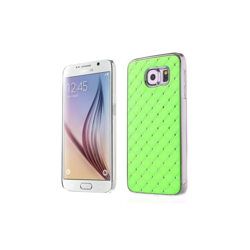 Galaxy S6 vihreät luksus kuoret