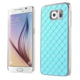 Galaxy S6 vaaleansiniset luksus kuoret