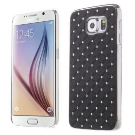 Galaxy S6 mustat luksus kuoret