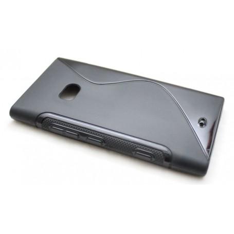 Lumia 900 musta suojakuori