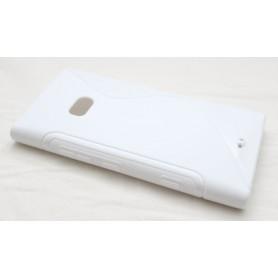 Lumia 900 valkoinen suojakuori