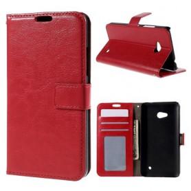 Lumia 640 punainen puhelinlompakko