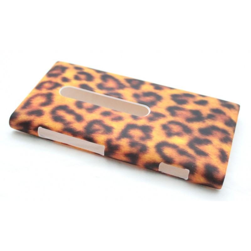 Lumia 800 suojakuori leopardi.