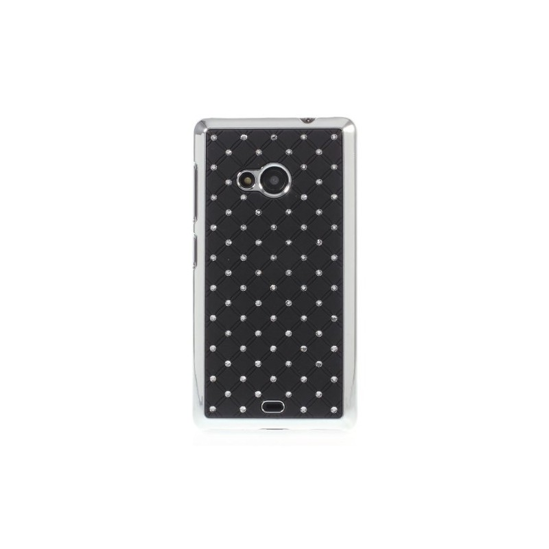 Lumia 535 mustat luksus kuoret