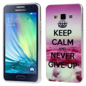 Galaxy A3 keep calm kuoret