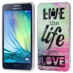 Galaxy A3 live life kuoret