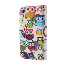 Iphone 4 pöllöt puhelinlompakko