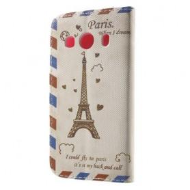 Galaxy ace 4 Eiffel-torni puhelinlompakko
