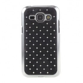 Galaxy J1 mustat luksus kuoret
