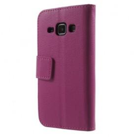 Galaxy J1 hot pink puhelinlompakko