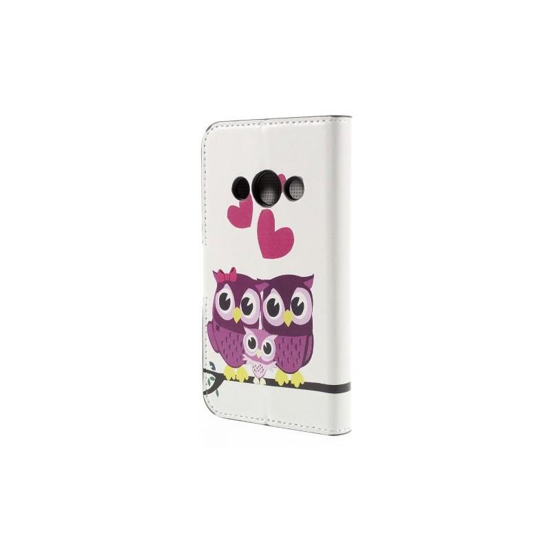 Galaxy Xcover 3 pöllöt puhelinlompakko