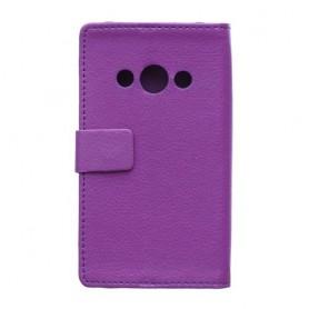 Galaxy Xcover 3 violetti puhelinlompakko