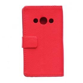 Galaxy Xcover 3 punainen puhelinlompakko
