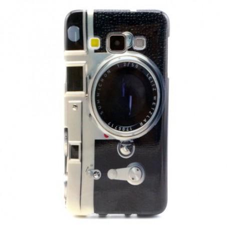 Galaxy A3 kamera silikonisuojus.