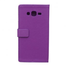 Galaxy J5 violetti puhelinlompakko