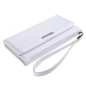 iPhone 6 valkoinen bazaar puhelinlompakko