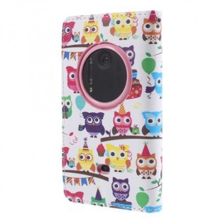 Lumia 1020 pöllöt puhelinlompakko