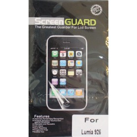 Lumia 925 kirkas suojakalvo