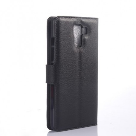 Huawei Honor 7 musta puhelinlompakko