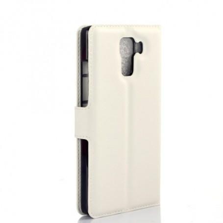 Huawei Honor 7 valkoinen puhelinlompakko