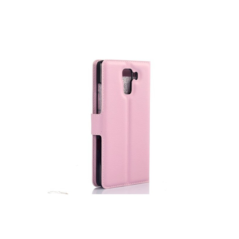 Huawei Honor 7 pinkki puhelinlompakko