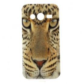 Galaxy J5 leopardi silikonisuojus.