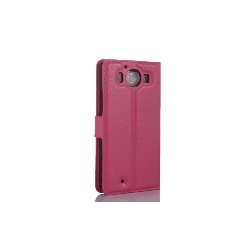 Lumia 950 pinkki puhelinlompakko