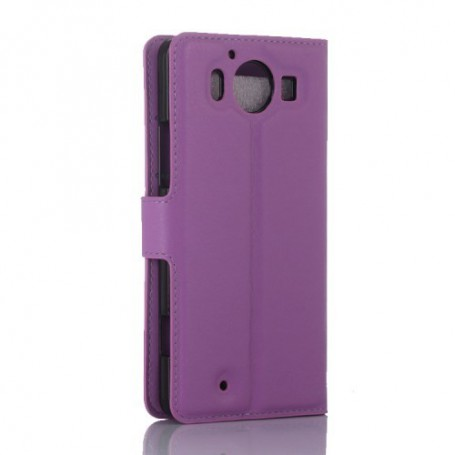 Lumia 950 violetti puhelinlompakko