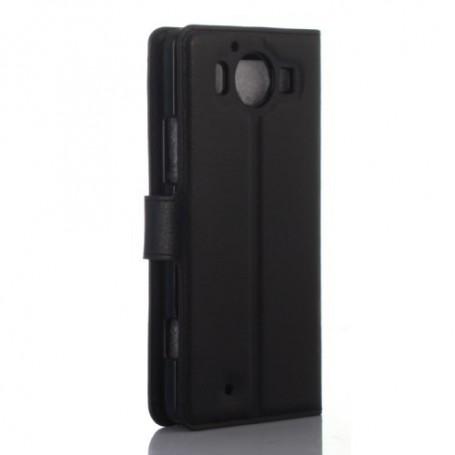 Lumia 950 musta puhelinlompakko