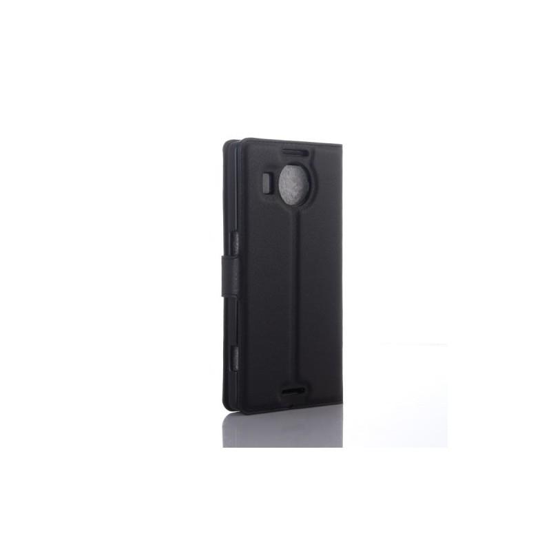 Lumia 950 XL musta puhelinlompakko