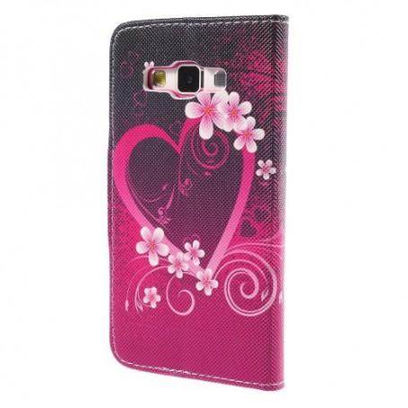Galaxy A3 sydän puhelinlompakko