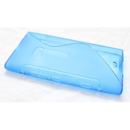 Lumia 900 sininen suojakuori